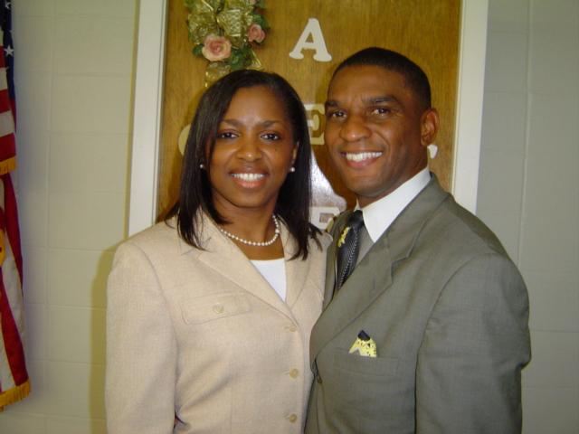 Pastor Albert Wayne White  Senior Pastor